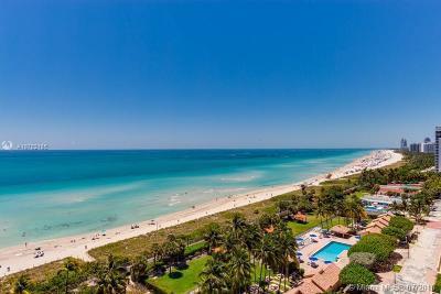 Miami Beach Condo For Sale: 2625 Collins Av #1403