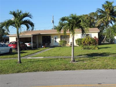 Hialeah Single Family Home For Sale: 431 W 39th St