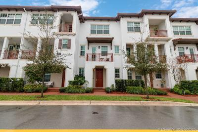 Miramar Condo/Townhouse For Sale: 2912 SW 119th Way