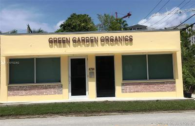 Coral Gables Business Opportunity For Sale: 4750 Jefferson St