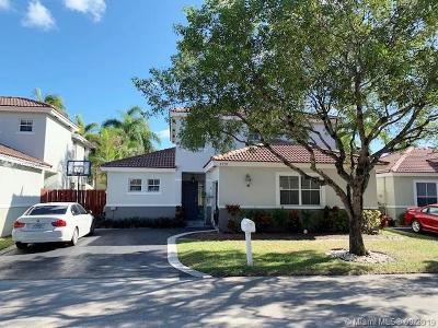 Coconut Creek Single Family Home Active Under Contract: 4756 NW 5th Pl