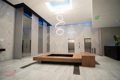 Marquis Condo, Marquis Condominium, Marquis Residences Rental For Rent: 1100 Biscayne Blvd #5405