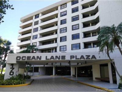 Key Biscayne Condo For Sale: 170 Ocean Lane Dr #404