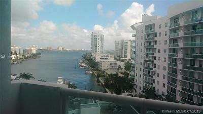 North Bay Village Condo For Sale: 7900 Harbor Island Dr #908