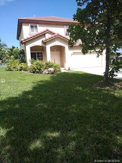 Cutler Bay Single Family Home For Sale: 21325 SW 89th Place