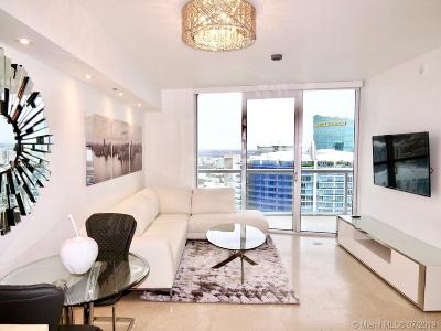 Miami Rental For Rent: 465 Brickell Ave #PH5704