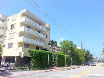 Miami Beach Condo For Sale: 7900 Tatum Waterway Dr #413