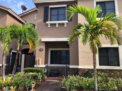 Cutler Bay Condo For Sale: 22401 SW 88th Place #14-27