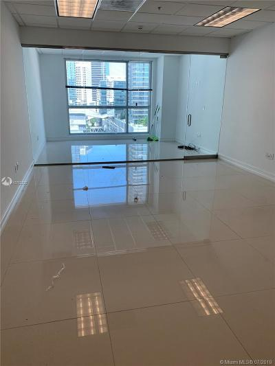 Commercial For Sale: 175 SW 7th St #1609