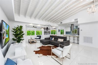 Key Biscayne Single Family Home For Sale: 544 Allendale Rd