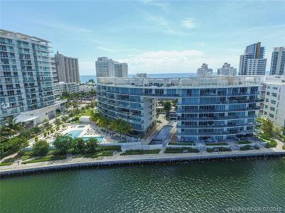 Miami Beach Condo For Sale: 6610 Indian Creek Dr #101