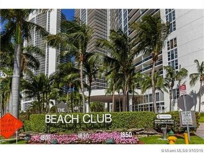 Hallandale Rental For Rent: 1800 S Ocean Dr #1104