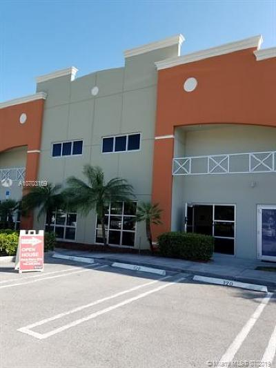 Sweetwater Commercial For Sale: 2051 NW 112th Ave #120