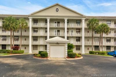 Davie Condo/Townhouse For Sale: 1705 Whitehall Dr #302