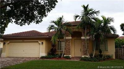 Cutler Bay Single Family Home For Sale: 22013 SW 95th Pl