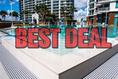 Condo For Sale: 350 S Miami Ave #3106