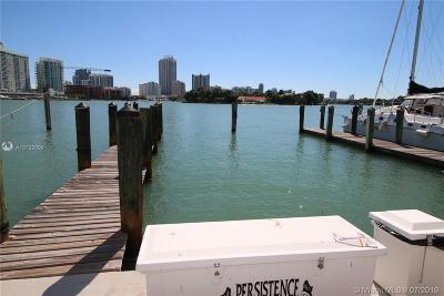 Miami Beach Residential Lots & Land For Sale: 900 Bay Dr