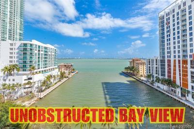 Icon Bay, Icon Bay Condo Condo For Sale: 460 NE 28th St #704