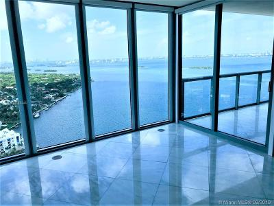 Blue Condo, Blue Condo - Waterfront, Blue Condominium Condo For Sale: 601 NE 36th St #3307