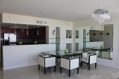 Sunny Isles Beach Condo For Sale: 16699 Collins Ave #1607