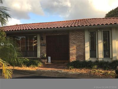 Miami Single Family Home For Sale: 1900 NE 205 St