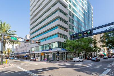 Miami-Dade County Commercial For Sale: 14 NE 1st Ave #400G