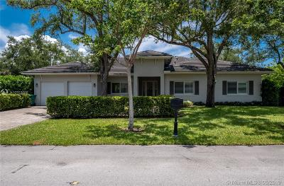 Single Family Home For Sale: 9301 SW 149th St