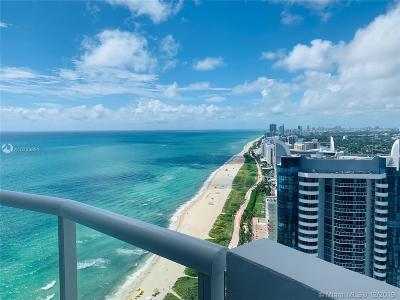Miami Beach Condo For Sale: 6365 Collins Ave #3904