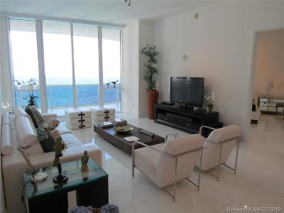 Trump Tower 3, Trump Tower Iii, Trump Tower Iii Condo Rental For Rent: 15811 Collins Ave #3503