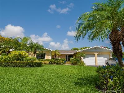 Palmetto Bay Single Family Home For Sale: 18250 SW 88th Place