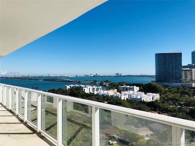 Miami Condo For Sale: 4250 Biscayne Blvd #1617