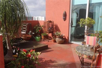 Miami Condo For Sale: 2275 Biscayne Blvd #PH205