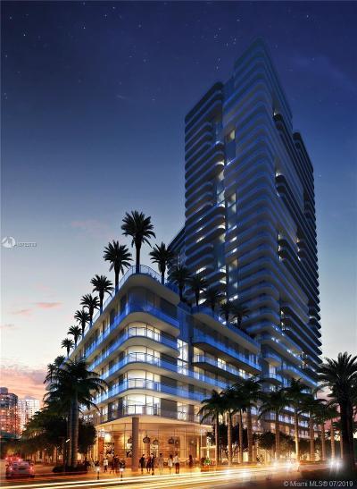Miami Condo For Sale: 3401 NE 1 Ave #2612