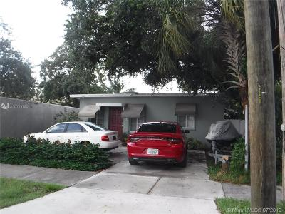 North Miami Beach Single Family Home For Sale: 2055 NE 140th St