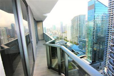 Miami Condo For Sale: 55 SW 9th St #3602
