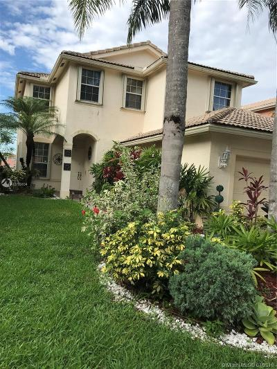 Miramar Single Family Home For Sale: 15026 SW 19th Ct