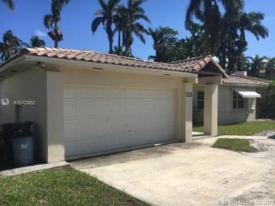 Miami Beach Single Family Home For Sale: 4555 Alton Rd