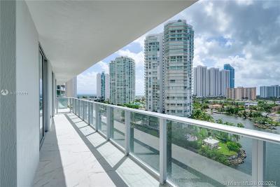 Miami-Dade County Condo For Sale: 300 Sunny Isles Blvd. #5-906