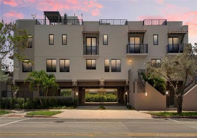 Coral Gables Condo For Sale: 1405 Galiano St #4