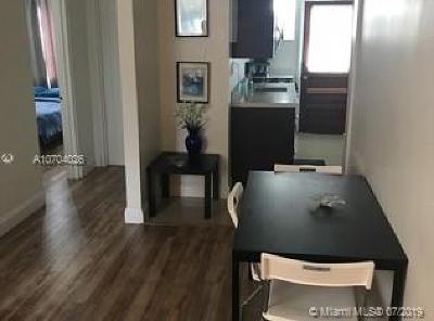 Miami Beach Condo For Sale: 645 83rd St #51