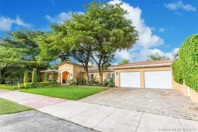 Coral Gables Single Family Home For Sale: 2412 Country Club Prado