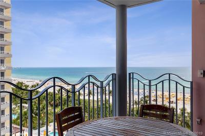 Miami Beach Condo For Sale: 1500 Ocean Dr #1005