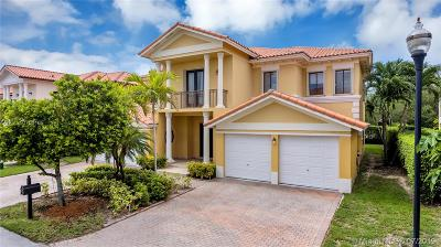 Cutler Bay Single Family Home For Sale: 7880 SW 195th Ter