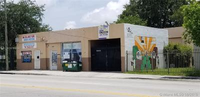 Miami-Dade County Commercial For Sale: 6229 NE 2nd Ave
