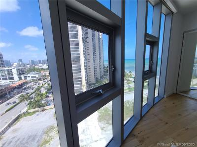 Sunny Isles Beach Rental For Rent: 17475 Collins Ave #804