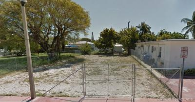 Miami Beach Residential Lots & Land For Sale: 800 84th St