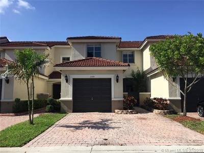 Doral Condo For Sale: 11444 NW 48th Ter #11444