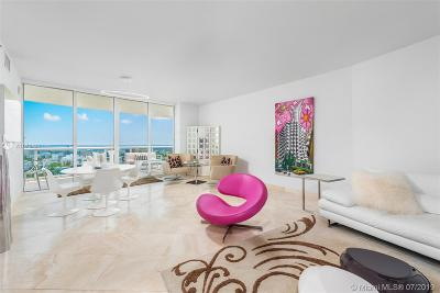 Miami Beach Condo For Sale: 400 Alton Rd #1711
