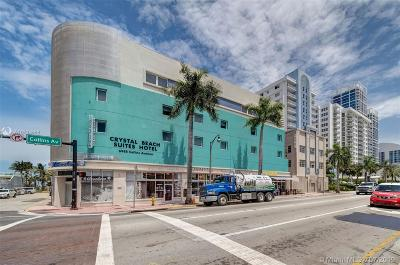 Miami Beach Business Opportunity For Sale: 6993 Collins Ave