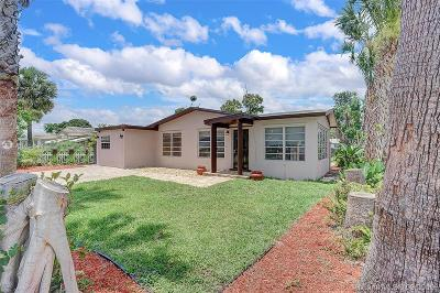 Fort Lauderdale Single Family Home For Sale: 1131 SW 32nd Ct